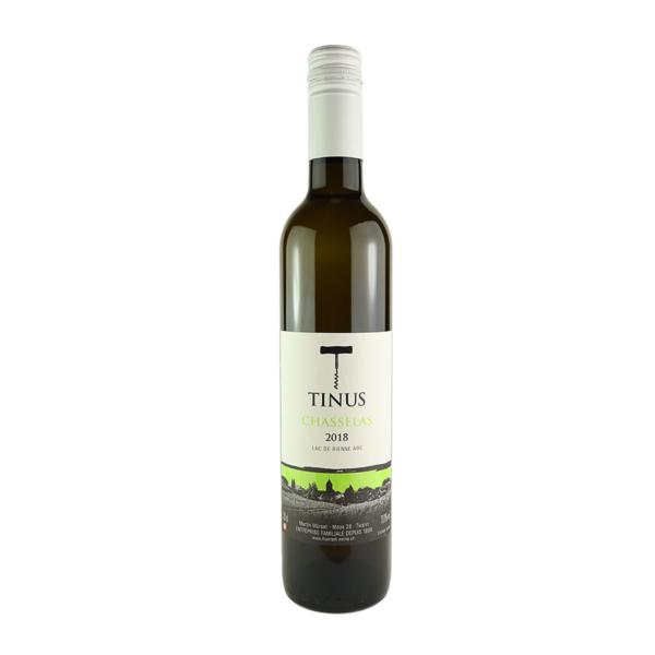 Tinus Chasselas im Wein-Shop