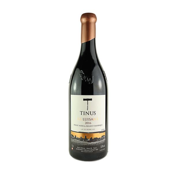 Tinus Le Luisant im Wein-Shop erhältlich
