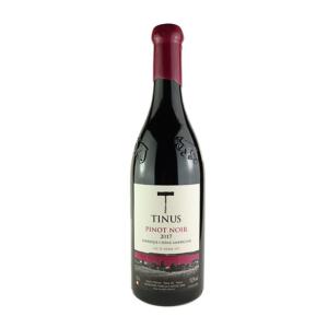 Tinus Pinot Noir Barrique Chêne Americain im Wein-Shop erhältlich