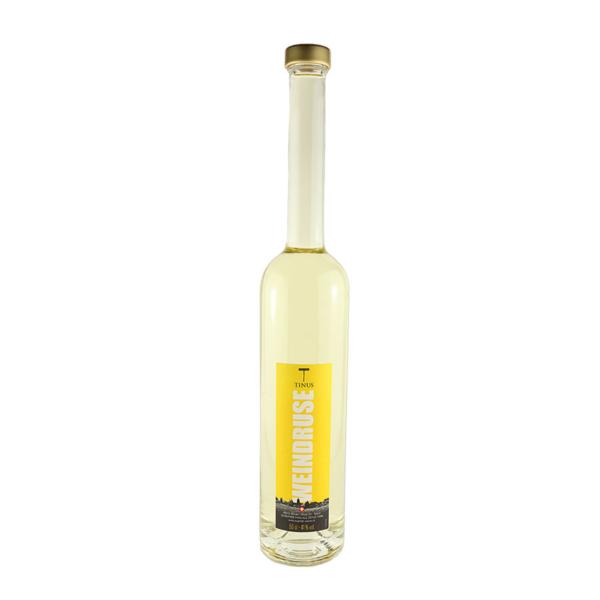 Tinus Weindruse im Wein-Shop