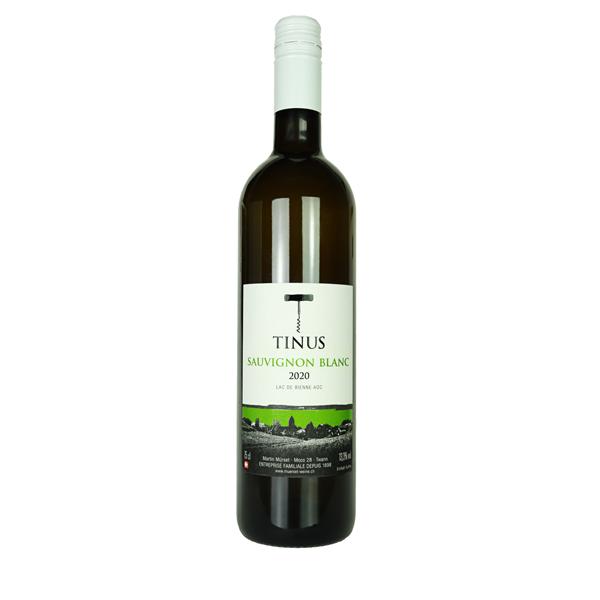 Sauvignon Blanc Flasche, Tinus Weine